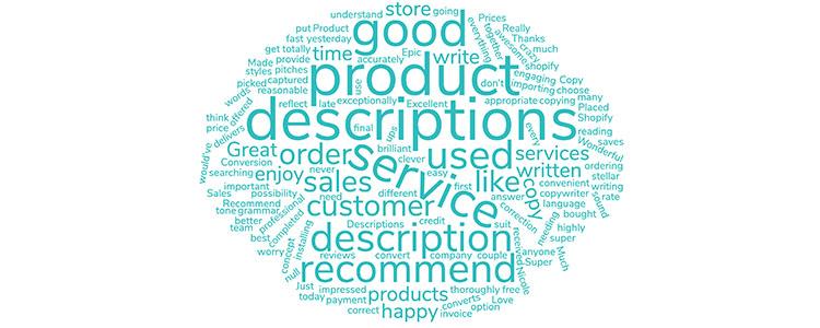 Epic Product Descriptions reviews