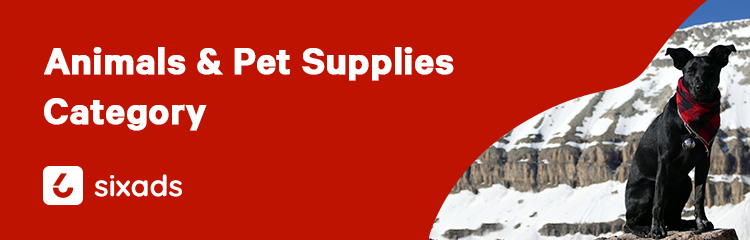Animals & Pet Supplies category