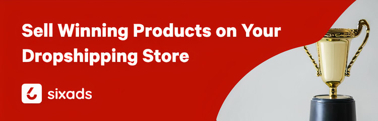 sell winning products