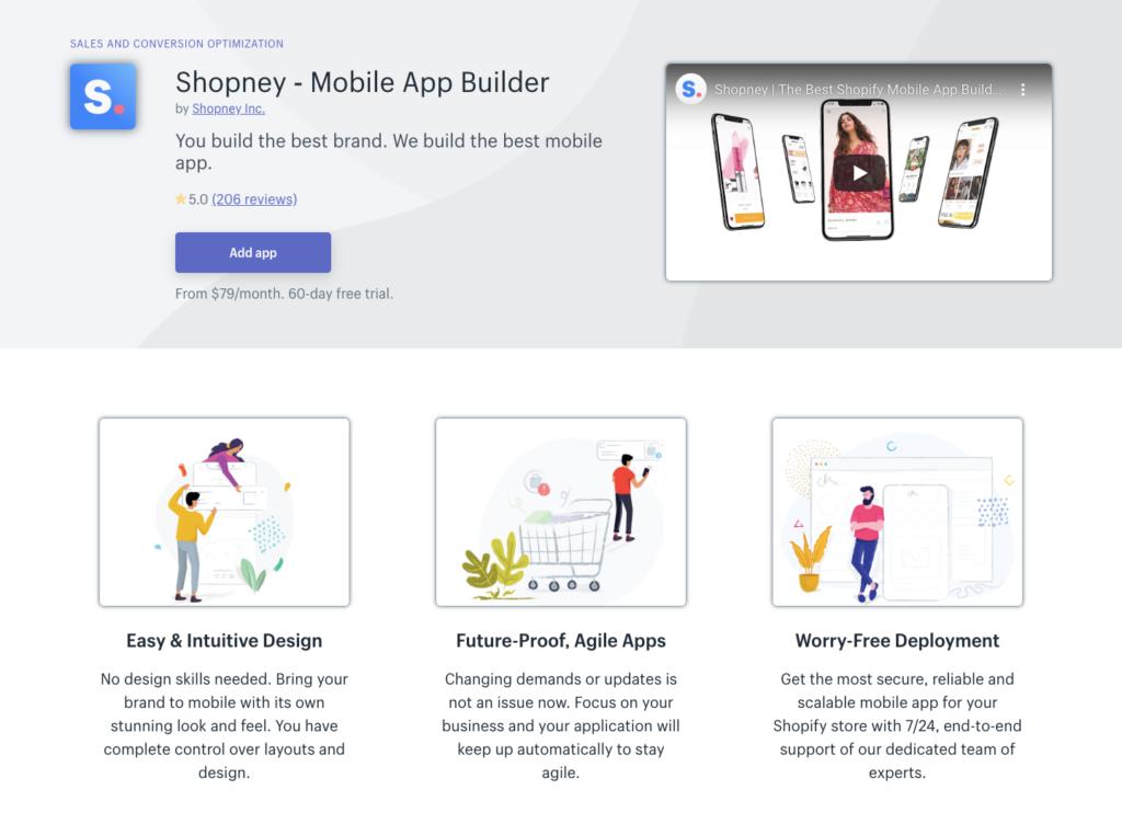 shopney app