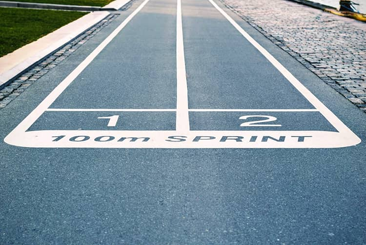 100 meter sprint copy