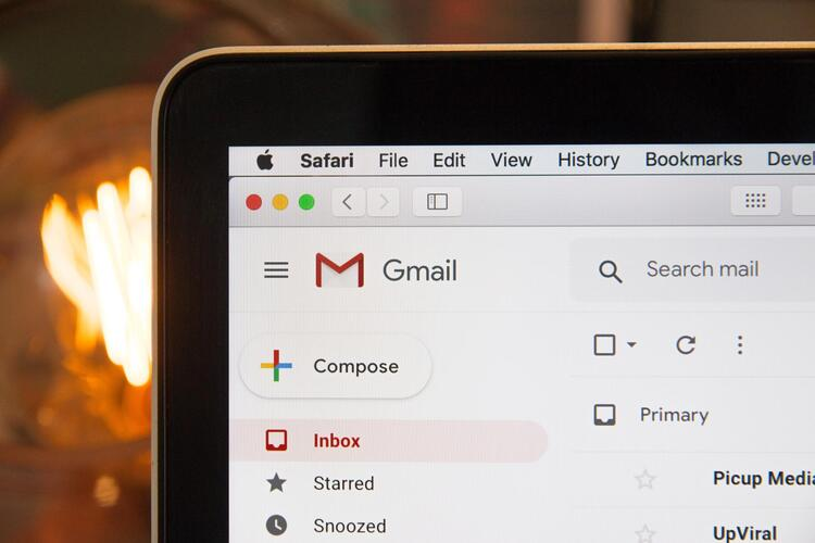 gmail email box