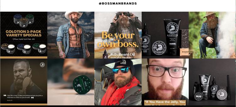 bossmanbrand screenshot