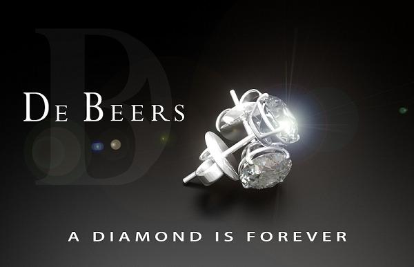 de beers slogan
