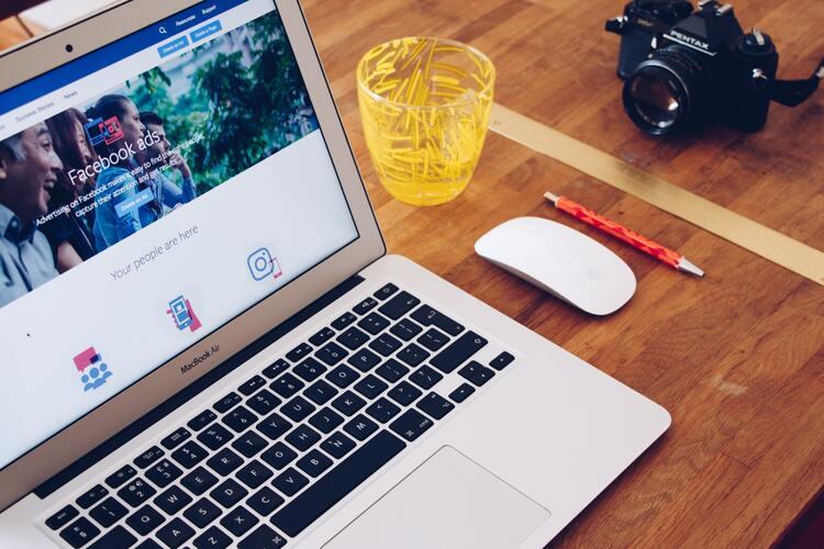 facebook ads desktop