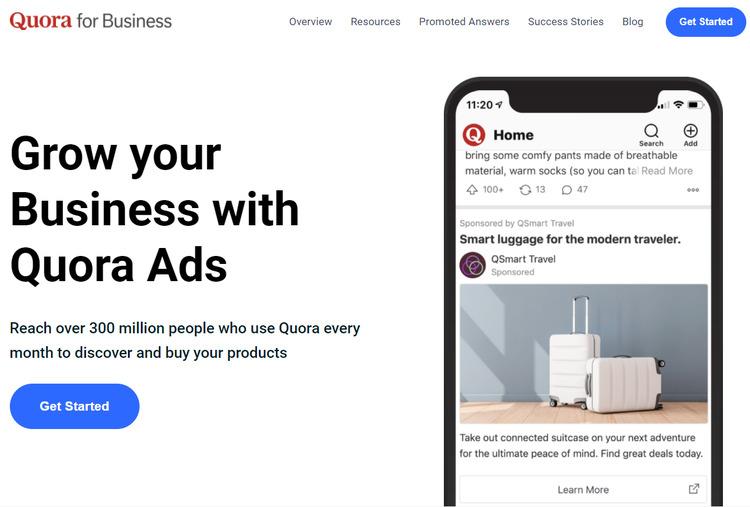 quora ads