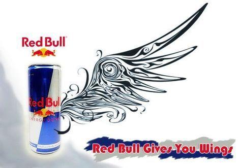 redbull gives you wings slogan