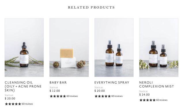 primarily pure products
